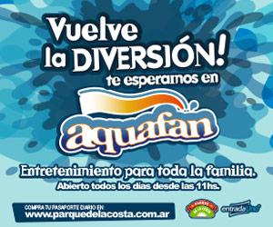 Vuelve Aquafan