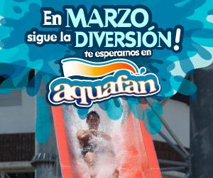 Aquafan en marzo