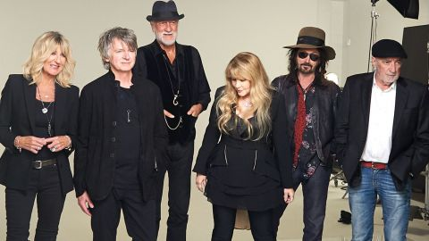 Cómo sigue Fleetwood Mac