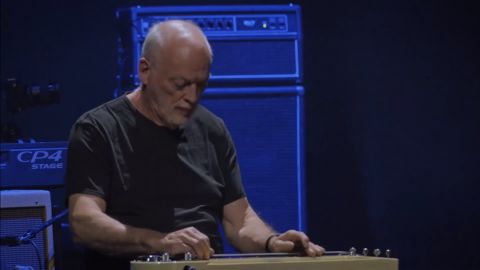 Albatross de Fleetwood Mac por David Gilmour