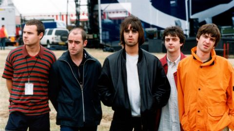 Oasis lanza un documental de su show en Knebworth