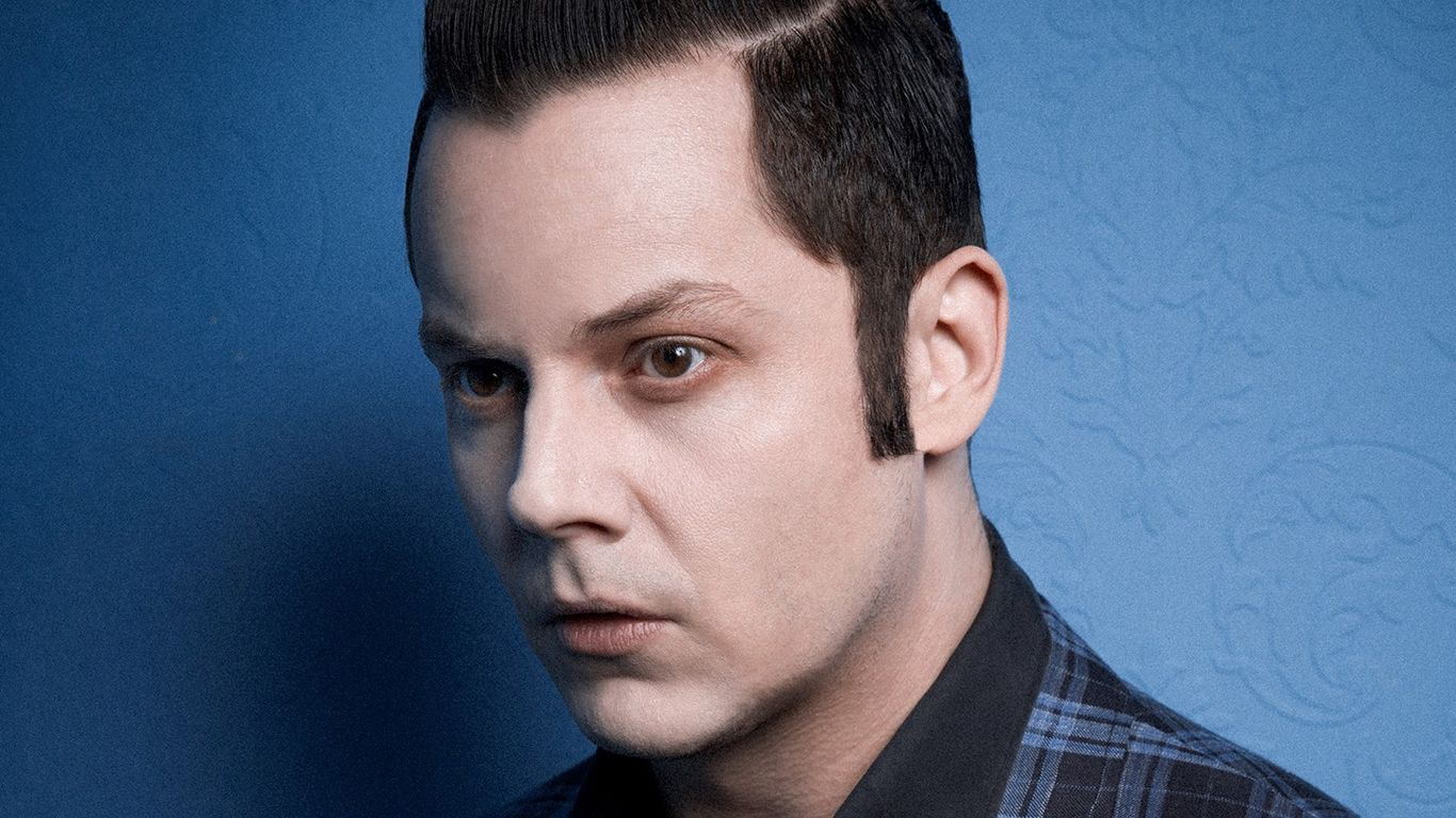 Jack White lanza disco en vivo