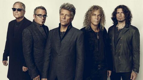 Bon Jovi presenta On A Night Like This
