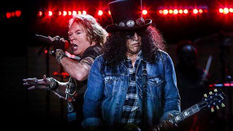 Guns N' Roses reprograma