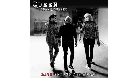 Queen + Adam Lambert en vivo