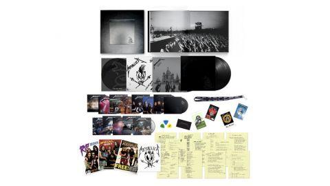 Lanzamientos de Metallica por el 30° aniversario del Black Album