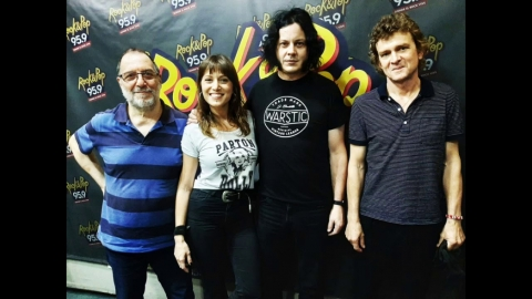 The Raconteurs en Rock & Pop