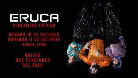 Dos shows únicos de Eruca Sativa
