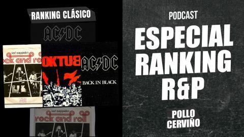 Especial Ranking R&P 25/07/2021