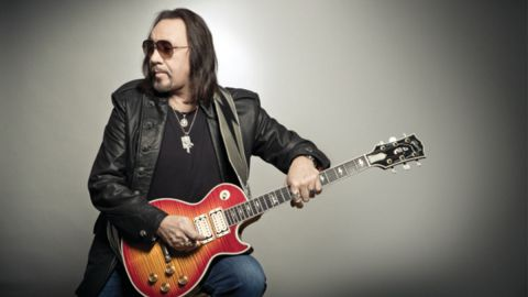 Deep Purple por Ace Frehley