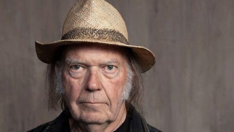 Tema inédito de Neil Young