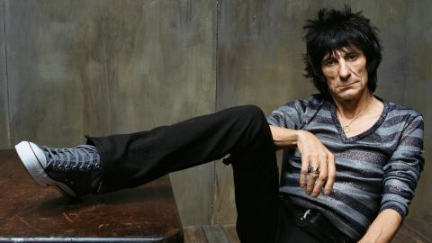 Ronnie Wood publicó su homenaje a Jimmy Reed