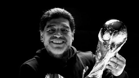 El mundo llora a Maradona