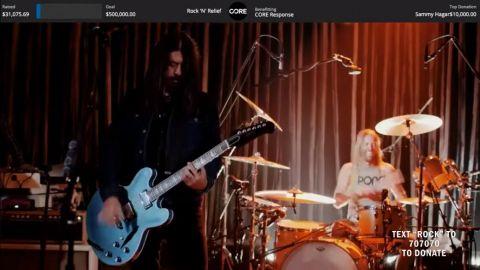 Otro cover disco de Foo Fighters