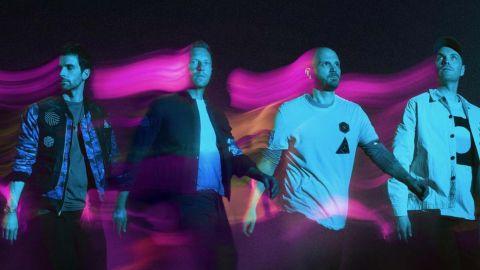 Coldplay publicó una nueva versión de Higher Power