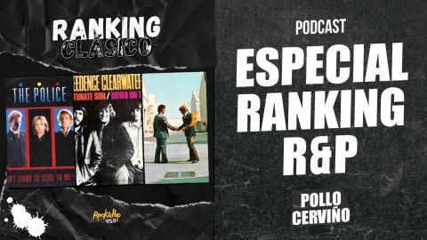 Especial Ranking R&P 05/09/2021