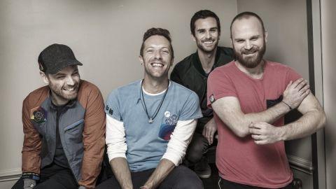 Regalo de Coldplay para sus fans