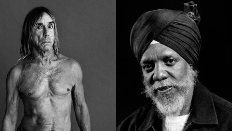 Colaboración de Iggy Pop con Lonnie Smith