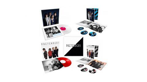 The Pretenders reedita sus dos primeros discos