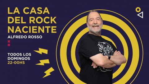 La casa del rock naciente 24/05/2020