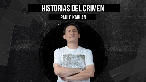 Historias del Crimen #07 Fabián Tablado