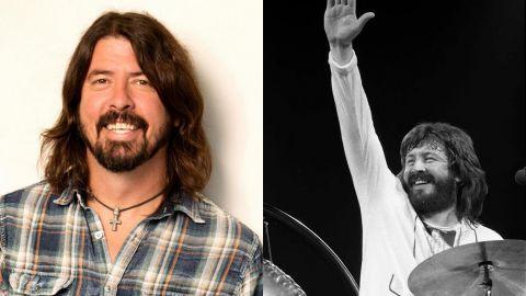 Dave Grohl y su fanatismo por John Bonham