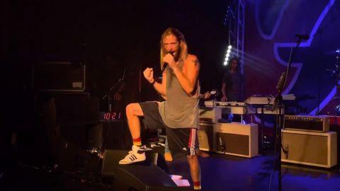 Foo Fighters tocó Somebody To Love en vivo