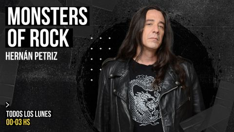 Monsters of Rock 27/07/2020