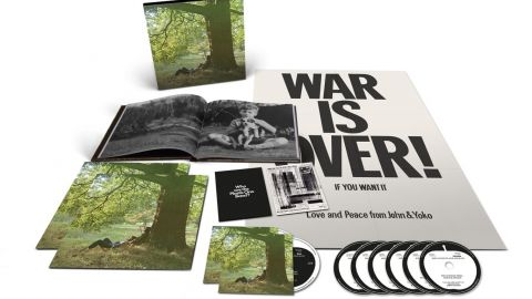 Reedición de John Lennon / Plastic Ono Band