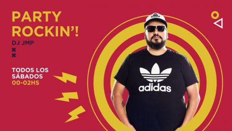 Party Rockin'! 23/05/2020