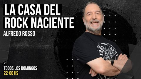 La casa del rock naciente 28/03/2021