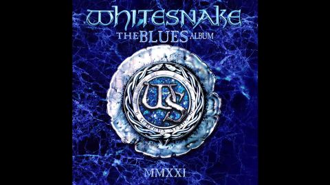 Whitesnake completa la trilogía Red, White and Blues