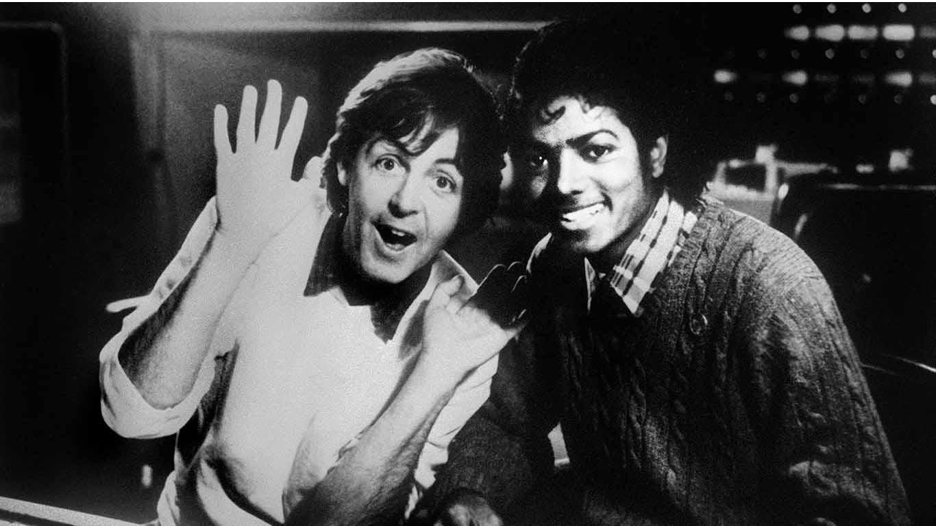 Cuentitos del Rock: McCartney - Jackson