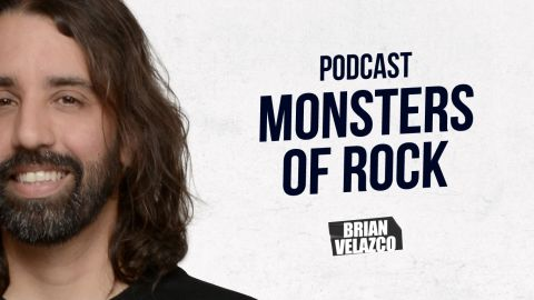 """Monsters of Rock #35 No más """"The Big Four"""""""