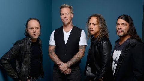 Un clásico de Metallica en la nueva película de Disney