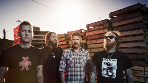 Mastodon presentó Forged By Neron