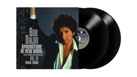 Bob Dylan sigue compartiendo su archivo