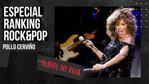 Especial Ranking R&P: MUJERES DEL ROCK