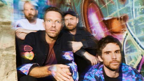 Coldplay anunció nuevo disco