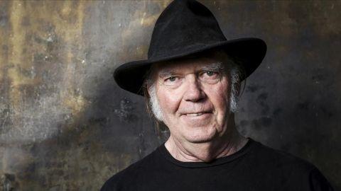 Lanzamiento de Neil Young