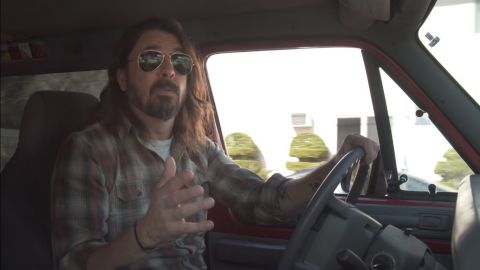 Dave Grohl adelanta su película What Drives Us