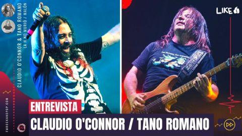 """[ENTREVISTA] """"La H no murió"""", con Claudio O'Connor y el Tano Romano"""