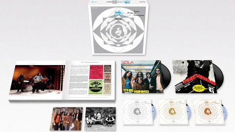 Box set aniversario de The Kinks