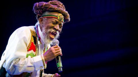 Murió Bunny Wailer, leyenda del reggae