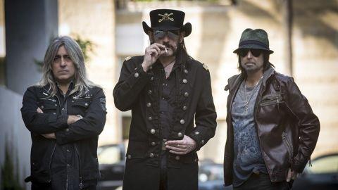 Motörhead anticipa su próximo lanzamiento