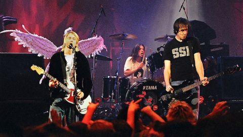 """Un software compuso una """"nueva"""" canción de Nirvana"""