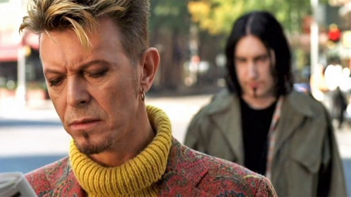 Cover de David Bowie por Nine Inch Nails