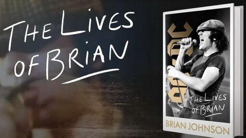 Brian Johnson publica sus memorias