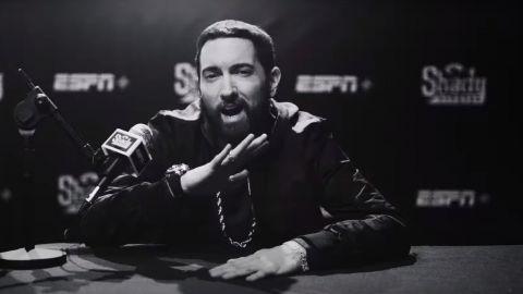 Eminem se suma a la UFC para su nuevo video