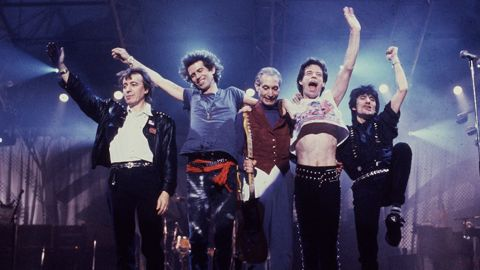 Los Rolling Stones anuncian DVD